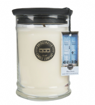 Blue Door  Large Jar Candle